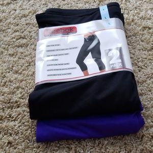 2 pk yoga pants